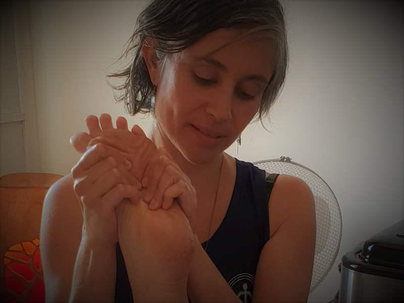 Mind Body Synergy Foot Massage